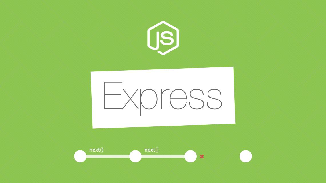 Iniciando com middlewares no Express.js