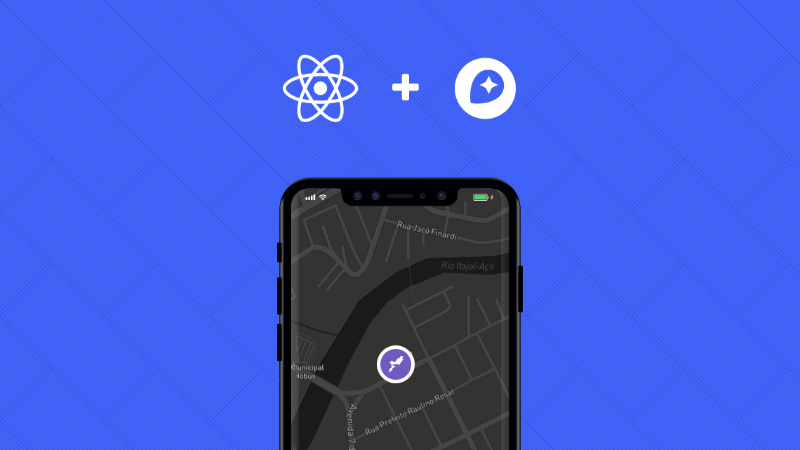 Utilizando mapas no React Native com Mapbox