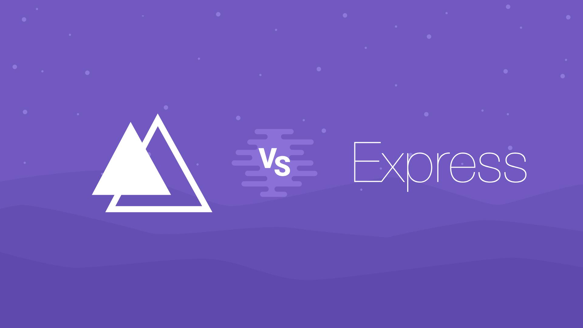 AdonisJS vs ExpressJS: Quando utilizar cada um?